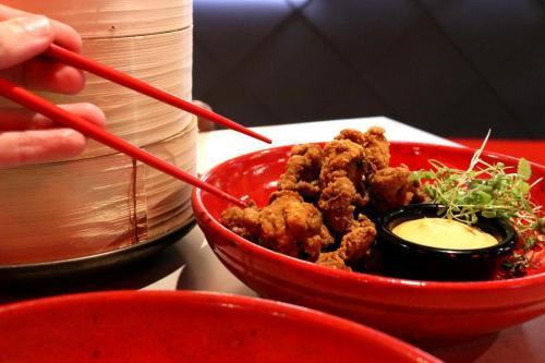 Red Delta - Popcorn Chicken