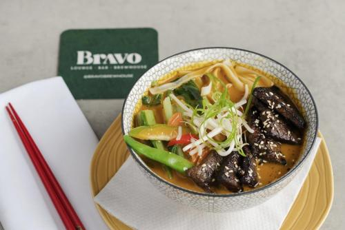 Curry Noodle soup